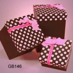 Decorated Gift Boxes with Lids