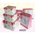 Printed Nested Boxes
