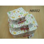 Nested Gift Boxes Set