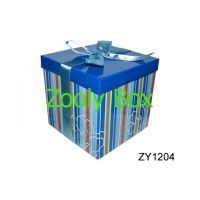 Read more: Decorative Printed Cube Box