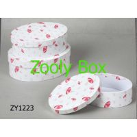 Read more: Round Paper Box with Lid