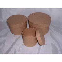 Read more: Round Paper Mache Boxes