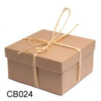 Read more: Brown Cardboard Gift Boxes