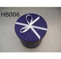 Read more: Purple Hat Box with Ribbon