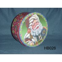 Read more: Decorative Christmas Hat Box