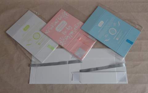 Baby design folding boxes