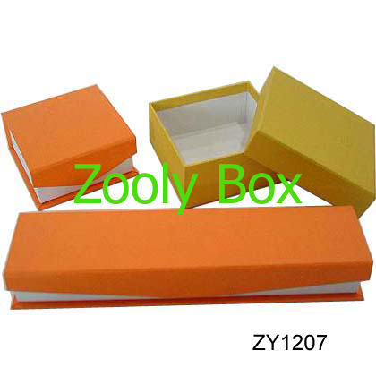 Rigid Cardboard Jewelry Boxes