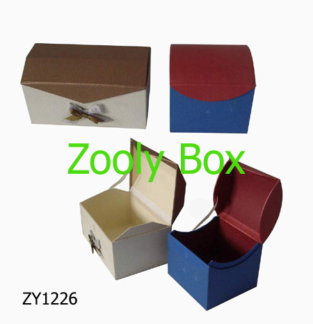 Paper keepsake Boxes