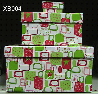 nested christmas gift boxes 2