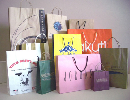 Custom Shopping Bags - Zooly Box