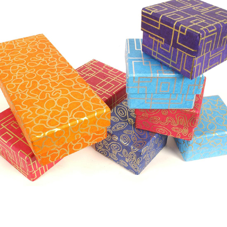 printed cardboard paper gift boxes - Decorative Gift Boxes