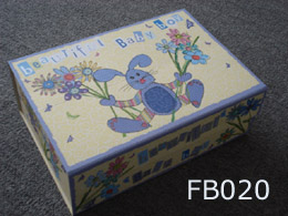 baby folding gift boxes