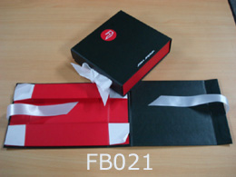 Small Folding Paper Box for eyeglass