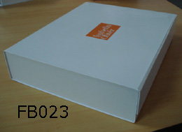 Keepsake Foldable Paper Boxes