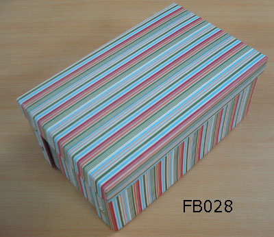 Rigid Foldable Gift Box