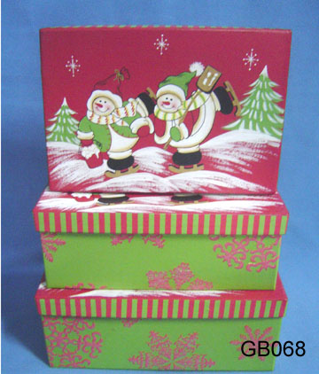 Christmas Gift Boxes - Zooly Box