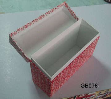 Rigid Cardboard Gift Box