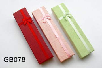 Small Paper Box with Ribbon