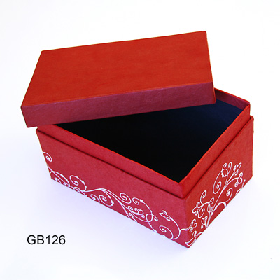 Cardboard Shoe Box With Lid