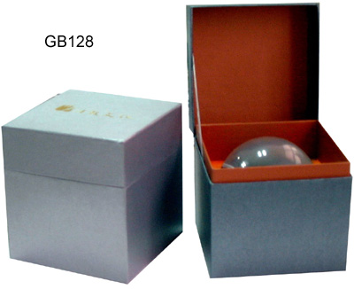 Printed Paper Gift Boxes - Zooly Box