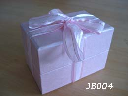 Pink Jewelry Gift Boxes