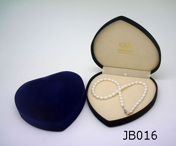 Heart-shaped Jewelry Box
