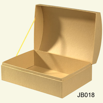Natural Kraft Jewelry Case & Natural Kraft Jewelry Case - Zooly Box Aboutintivar.Com