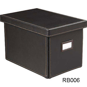 CD Storage Boxes