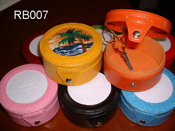 Round CD Storage Boxes