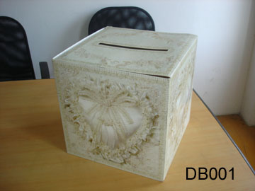 Wedding Money Box