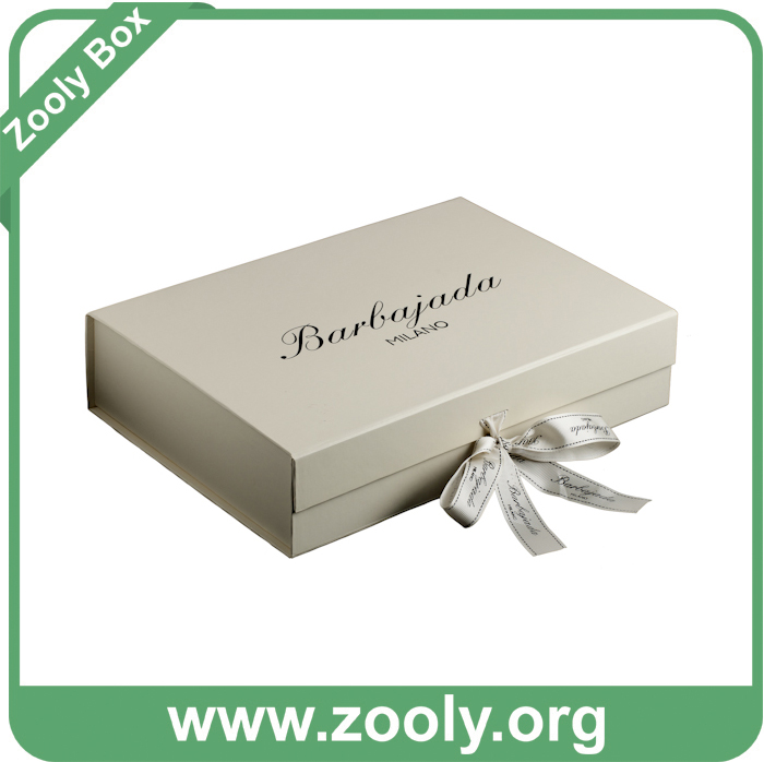 Rigid Cardboard Folding Box