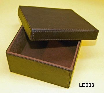 Leather Boxes With Lids Zooly Box